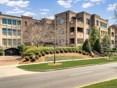 Myers Park Condo/Townhouse For Sale: 237 Queens Road