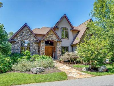 Asheville NC Single Family Home For Sale: $1,050,000