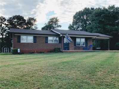 Statesville Single Family Home For Sale: 235 Shumaker Drive