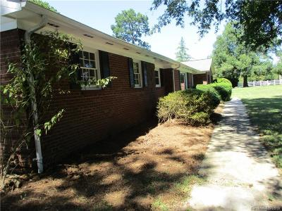 Statesville Single Family Home For Sale: 112 New Salem Road