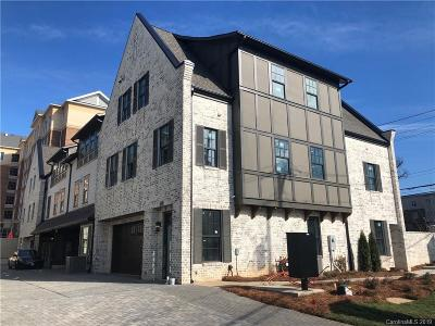 Charlotte Condo/Townhouse For Sale: 6531 Hazelton Drive