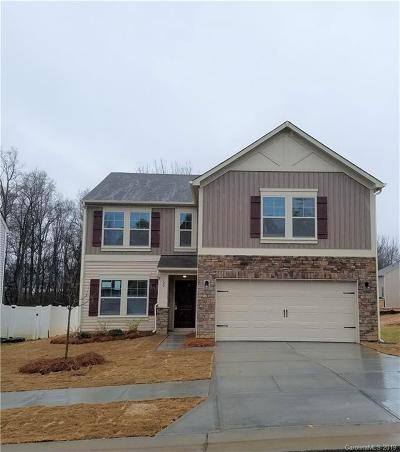 Mooresville Single Family Home For Sale: 130 Beam Drive #21