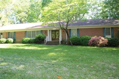 Kannapolis Single Family Home For Sale: 1207 Rogers Lake Road