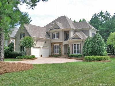 Cornelius Single Family Home For Sale: 18802 Pentwater Court