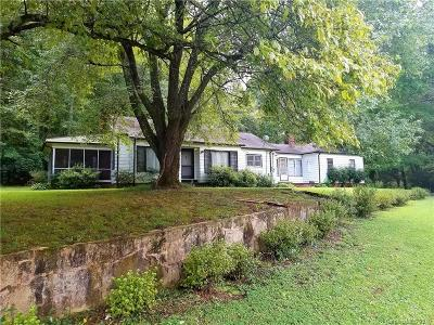 Vale NC Single Family Home For Sale: $134,500