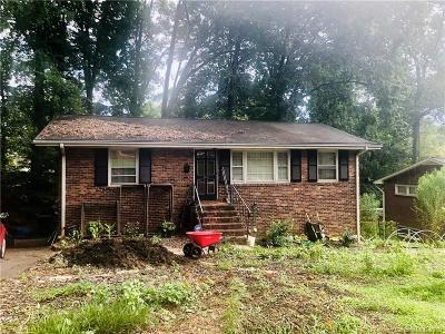 Myers Park Single Family Home For Sale: 3331 Windsor Drive