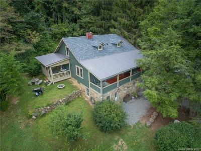 Swannanoa Single Family Home For Sale: 301 Woodland Drive