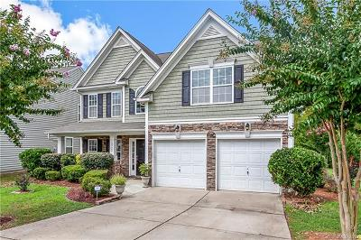 Charlotte Single Family Home For Sale: 10722 Greenhead View Road