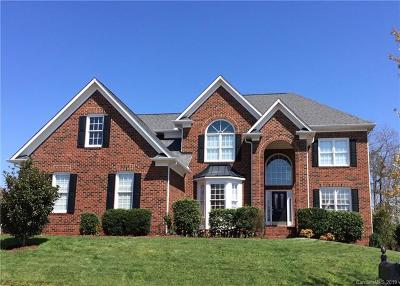 Single Family Home For Sale: 14607 Northgreen Drive
