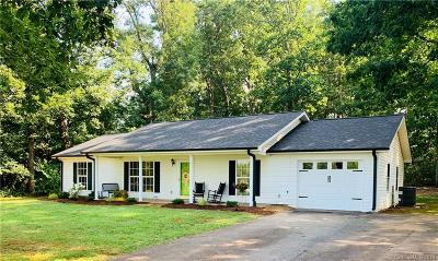 Maiden Single Family Home For Sale: 4250 Olivers Cross Road