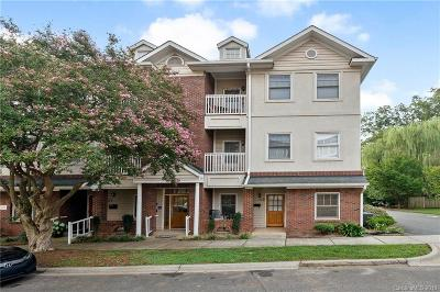 Wesley Heights Condo/Townhouse For Sale: 119 Summit Avenue