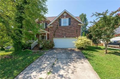 Gastonia Single Family Home For Auction: 3859 Yellow Jasmine Drive