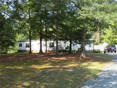 Monroe Single Family Home For Sale: 6924 Plyler Mill Road