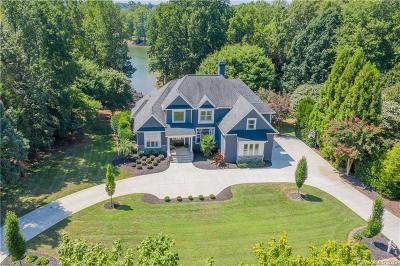 Iredell County Single Family Home For Sale: 155 Vineyard Drive