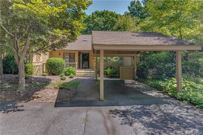 Hendersonville Condo/Townhouse For Sale: 403 White Oak Drive