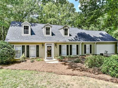 Charlotte Single Family Home For Sale: 2706 Lawton Bluff Road