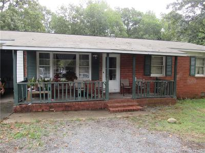 Wingate Single Family Home For Sale: 1002 Clark Street
