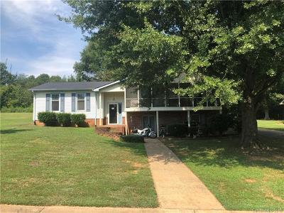 Cherryville NC Single Family Home For Sale: $179,900