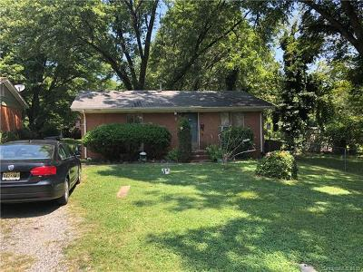 Single Family Home For Sale: 4412 Gum Street
