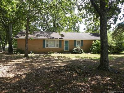 Cleveland County Single Family Home For Sale: 1224 New Prospect Church Road