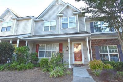 Charlotte Condo/Townhouse For Sale: 12180 Bottlebrush Place