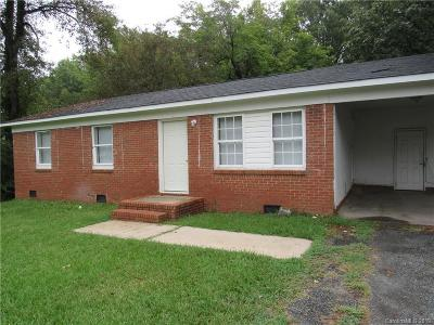 Wingate Single Family Home For Sale: 914 Clark Street