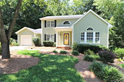 Charlotte Single Family Home For Sale: 7217 Morsey Court