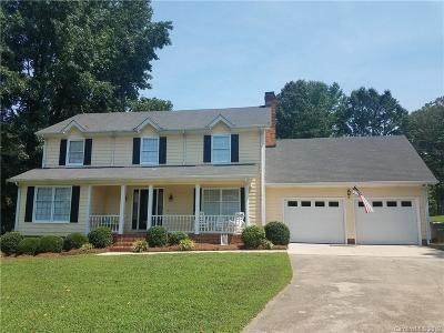 Gastonia Single Family Home For Sale: 2001 Jefferson Avenue