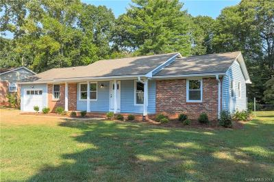 Asheville Single Family Home For Sale: 306 Pole Creasman Road