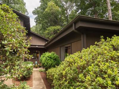 Hendersonville Condo/Townhouse For Sale: 88 Laurelwood Circle W