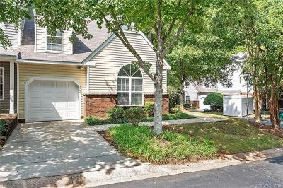 Charlotte Condo/Townhouse For Auction: 5960 Moose Lane #306