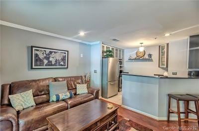 Condo/Townhouse For Sale: 505 N Graham Street #1D