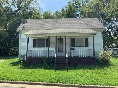 Monroe Single Family Home For Sale: 604 Carr Street