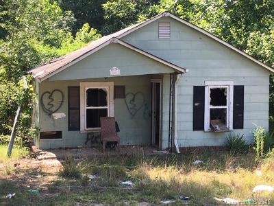 Statesville Single Family Home For Auction: 1309 11th Street
