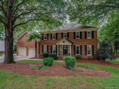Charlotte Single Family Home For Sale: 7920 Covey Chase Drive