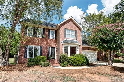 Single Family Home For Sale: 1588 The Crossing