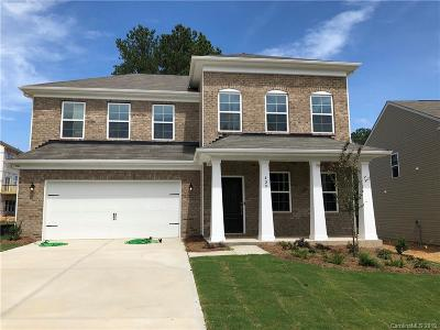 Charlotte, Davidson, Indian Trail, Matthews, Midland, Mint Hill, Catawba, Clover, Fort Mill, Indian Land, Lake Wylie, Rock Hill, Tega Cay, York Single Family Home For Sale: 429 Zoe Bee Drive #LOT 18
