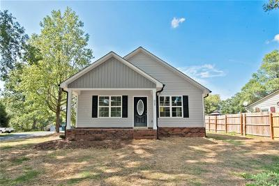Mecklenburg County, Gaston County, Cabarrus County, Union County, Iredell County Single Family Home For Sale: 829 Norland Avenue