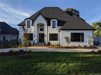 Charlotte NC Single Family Home For Sale: $1,350,000