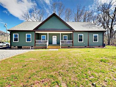Weaverville Multi Family Home For Sale: 691 Reems Creek Road