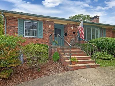 Brevard Single Family Home For Sale: 192 Dogwood Drive