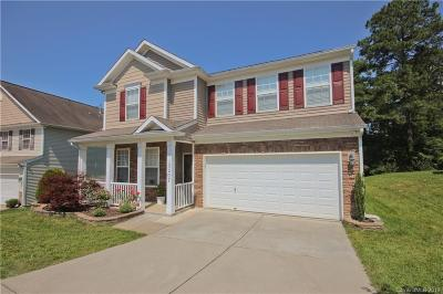 Charlotte NC Single Family Home For Sale: $275,000