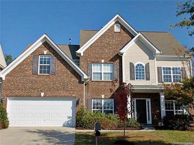 Charlotte Single Family Home For Sale: 13511 Porter Creek Road