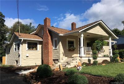 Black Mountain Single Family Home For Sale