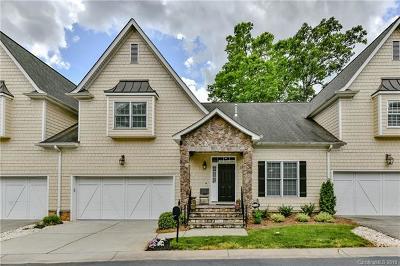 Charlotte Condo/Townhouse For Sale: 5916 Bridger Court