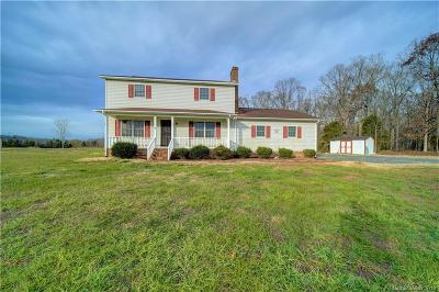 Rowan County Single Family Home For Sale: 165 Avent Ferry Road