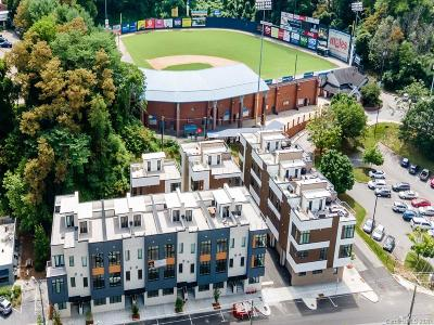 Asheville Condo/Townhouse For Sale: 6 Bauhaus Court