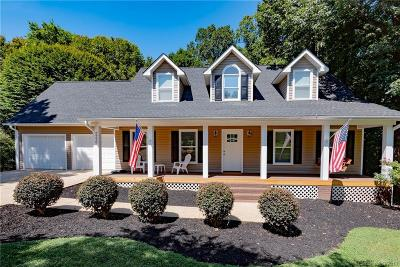 Catawba County Single Family Home For Sale: 2220 Westover Road