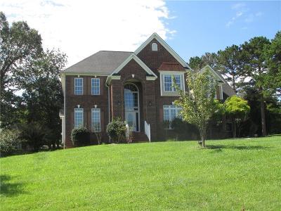 Catawba County Single Family Home For Sale: 4024 Glen Hollow Lane