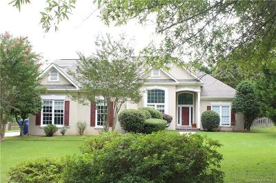 Indian Trail Single Family Home Under Contract-Show: 530 Dovefield Drive